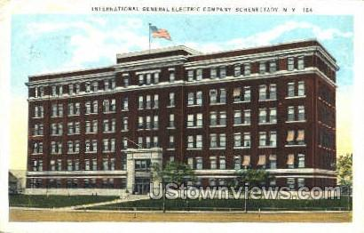 International General Electric Co. - Schenectady, New York NY Postcard
