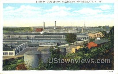 General Electric Co. - Schenectady, New York NY Postcard