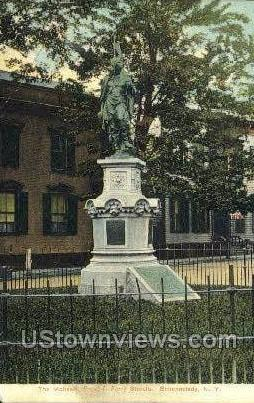 The Mohawk - Schenectady, New York NY Postcard