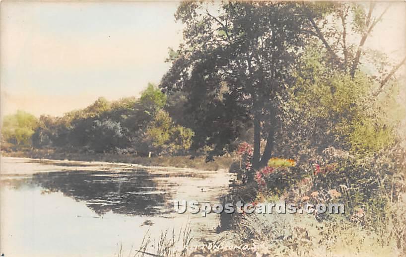Clove Lake - Staten Island, New York NY Postcard