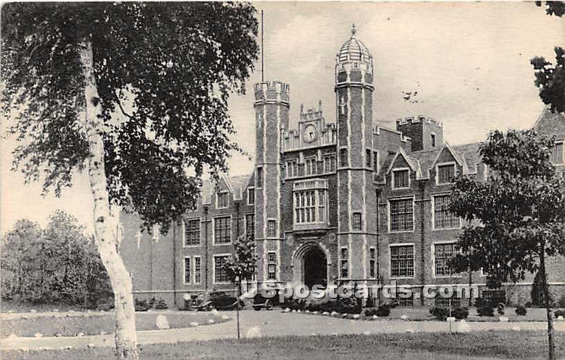Wagner College - Staten Island, New York NY Postcard