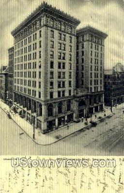 University Block - Syracuse, New York NY Postcard