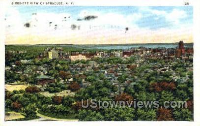 Syracuse, New York, NY Postcard