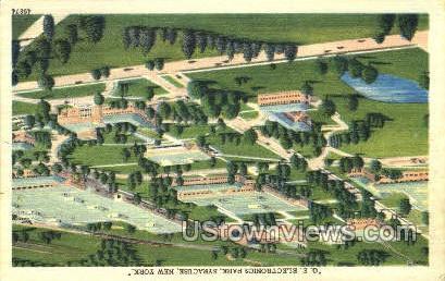 G.E. Electronics Park - Syracuse, New York NY Postcard