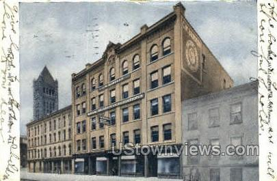 City Hall, East Washington St. - Syracuse, New York NY Postcard