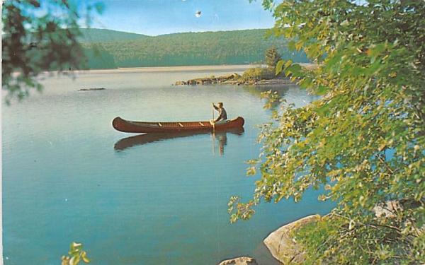 Word of Life Schroon Lake, New York Postcard