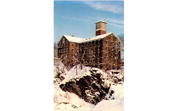 Kinderhook Creek Stuyvesant, New York Postcard