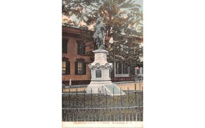 The Mohawk Schenectady, New York Postcard