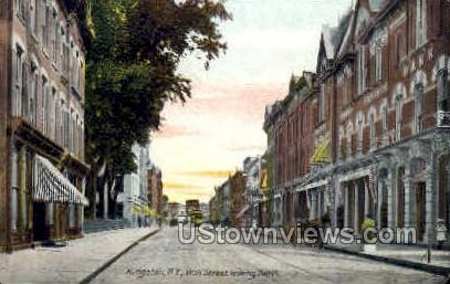 Kingston, NY, New York Postcard