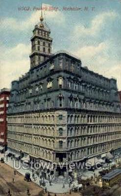 Powers Building - Rochester, New York NY Postcard