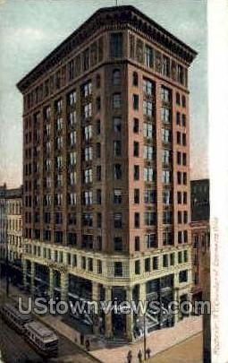 Chamber of Commerce - Rochester, New York NY Postcard
