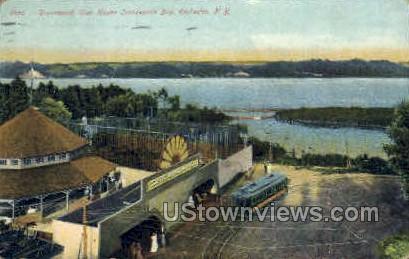 Glen Haven Jrondequoit Bay - Rochester, New York NY Postcard
