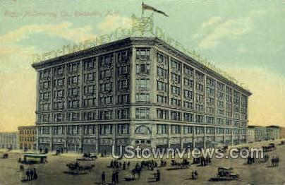 Duffy-McInnerney Company - Rochester, New York NY Postcard