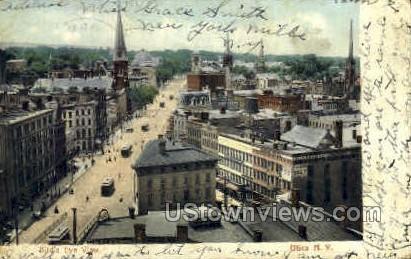 Utica  - New York NY Postcard