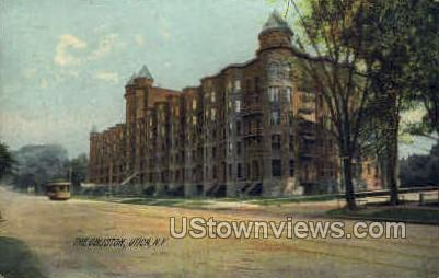 Obliston Hotel - Utica, New York NY Postcard