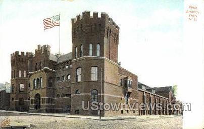 State Armory - Troy, New York NY Postcard
