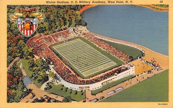 Michie Stadium West Point, New York Postcard