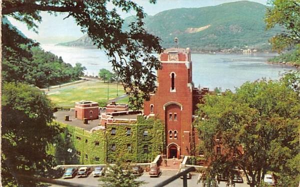 Utility Building West Point, New York Postcard
