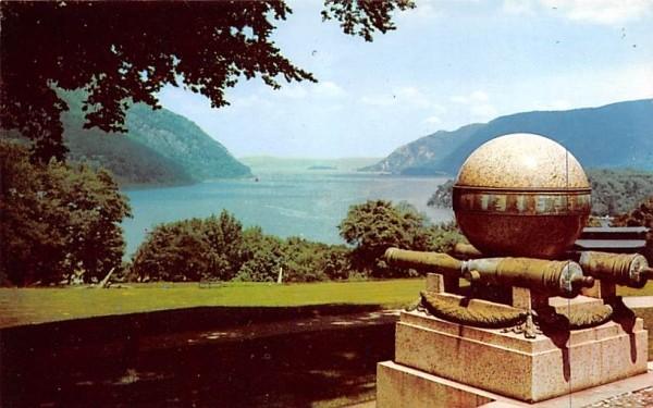 Trophy Point West Point, New York Postcard