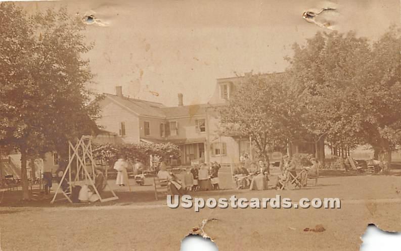 Pleasant View Farm House - Woodbourne, New York NY Postcard