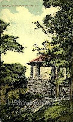 Pinnacle, City Park - Watertown, New York NY Postcard