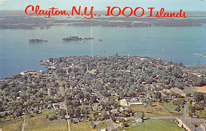 Clayton NY