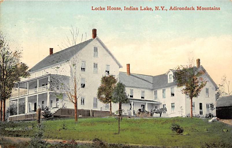 Indian Lake NY