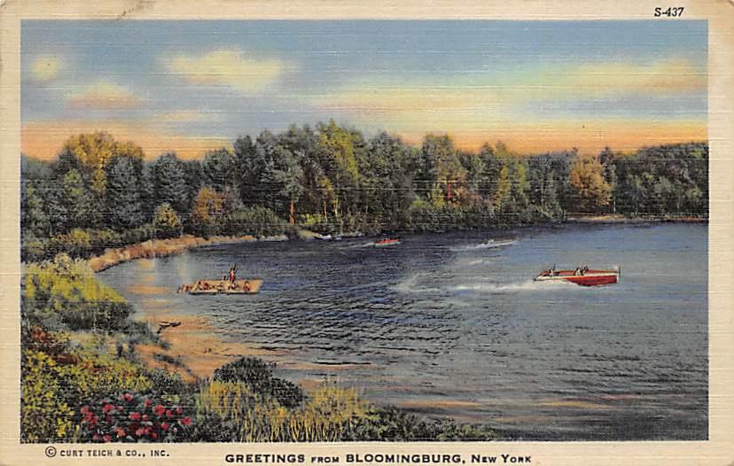 Bloomingburg NY