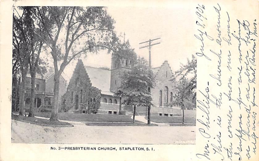 Stapleton NY