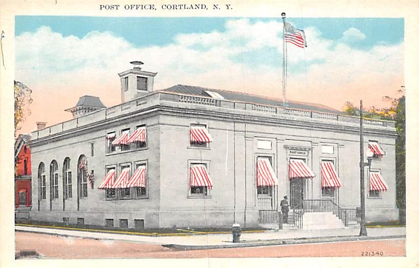 Cortland   NY