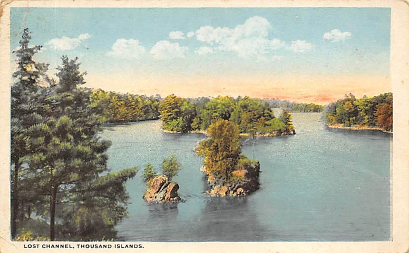 Thousand Islands NY
