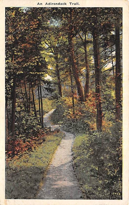 Adirondack Trail NY