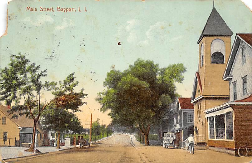 Bayport NY