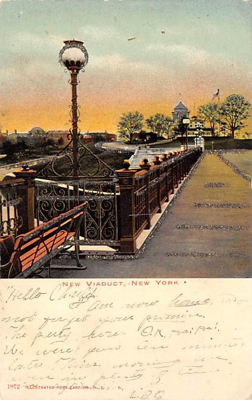 New Viaduct NY