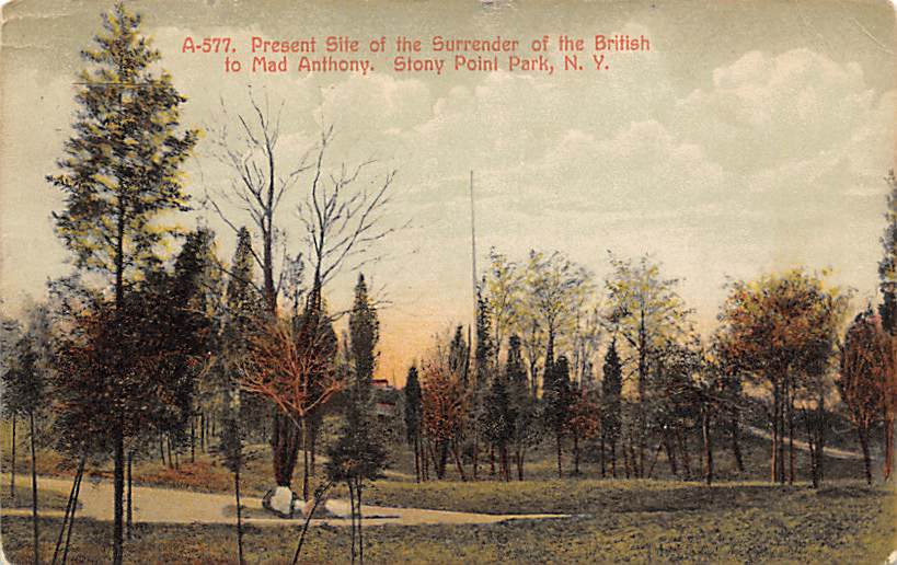 Stony Point Park NY