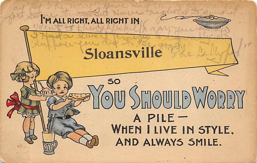 Sloansville NY