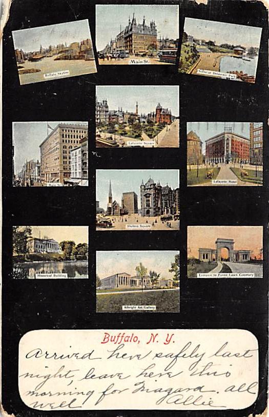 Buffalo NY