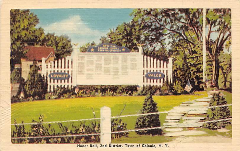 Colonie NY