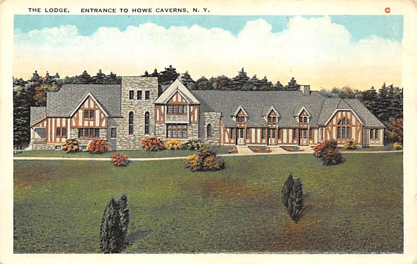 Howe Caverns NY