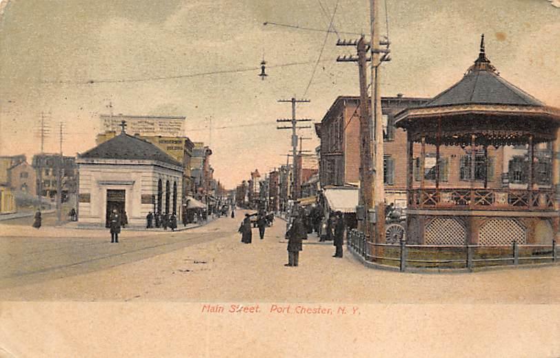 Port Cheter NY