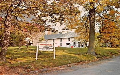 Brotherhood Winery Washingtonville, New York Postcard