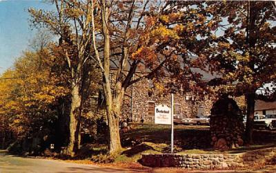 Brotherhood Winery Washingtonville, New York Postcard