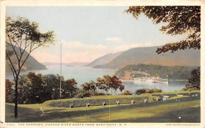 The Narrows West Point, New York Postcard