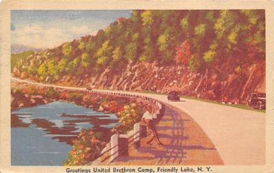 Friendly Lake NY