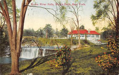 Bronx Park NY