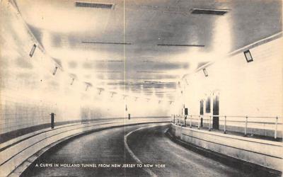 Holland Tunnel NY