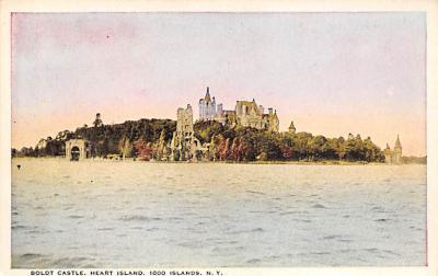 Heart Island NY