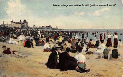 Brighton Beach NY