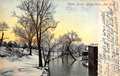 Bronx River NY