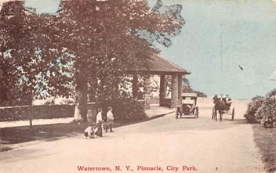 The Pinnacle Watertown, New York Postcard